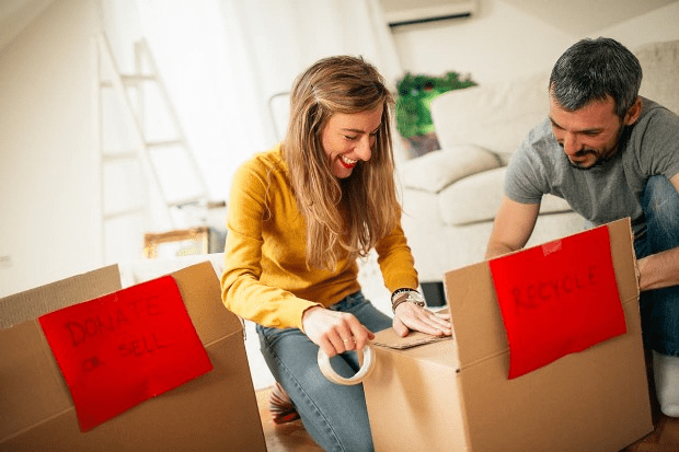 8 ways to make your house move more eco-friendly