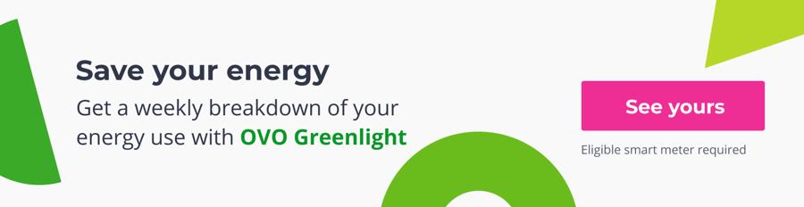 ovo greenlight energy saving tips